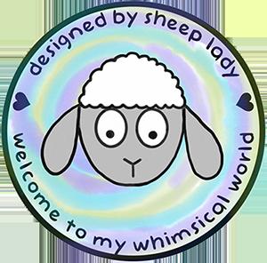 Sheep Lady Design